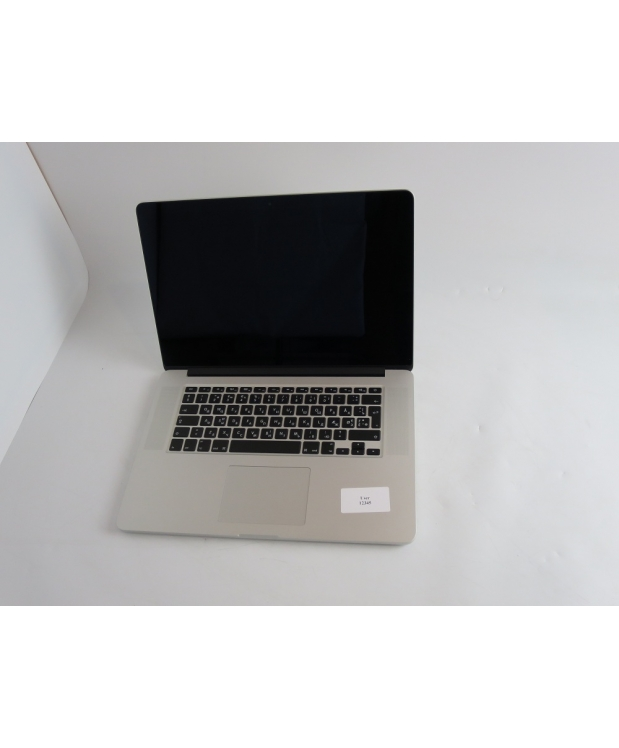 15.4 APPLE MACBOOK PRO A1398 (11.2) CORE I7 4GEN 16GB RAM 256GB SSD фото_1