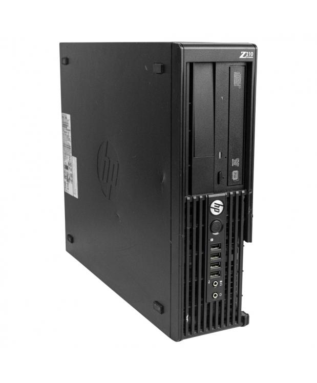 Системный блок HP Compaq Workstation Z210 SFF Intel® Core™ i5-2400 4GB RAM 500GB HDD фото_1
