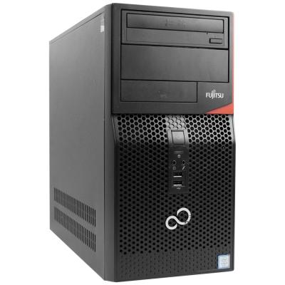 Системный Блок Fujitsu Tower P556 Intel Core I5-7400 8GB RAM 500GB HDD