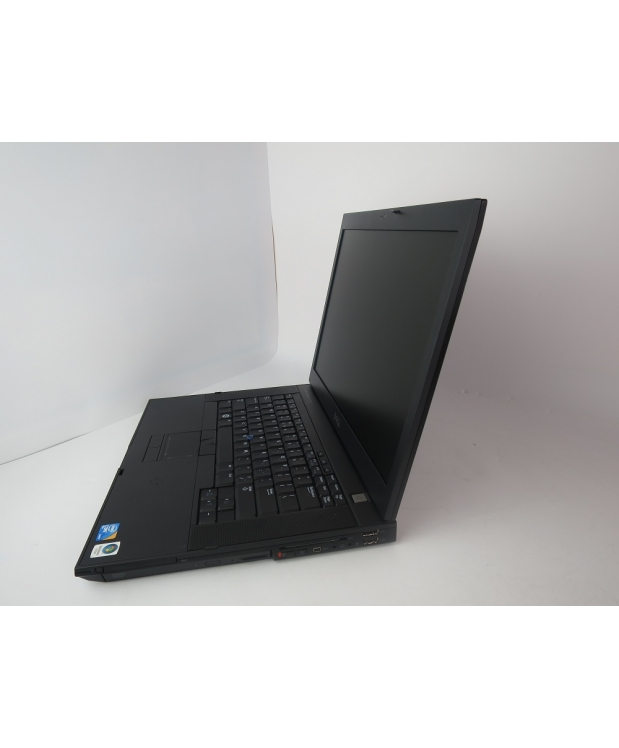 15.4 DELL LATITUDE E6500 CORE 2DUO P8600 2.4GHz 3GB RAM 160HDD фото_1