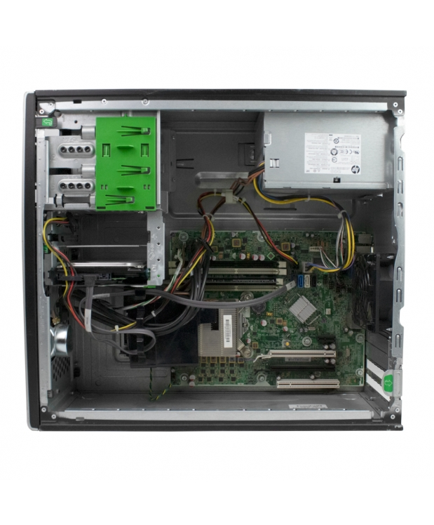 HP COMPAQ ELITE 8300 MT 4х ядерный Core I5 3350P 4GB RAM 320GB HDD + 24'' Монитор фото_2