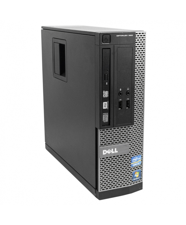 Системный блок DELL OPTIPLEX 390 SFF Intel® Core™ i5-2400 8GB RAM 120GB SSD фото_1