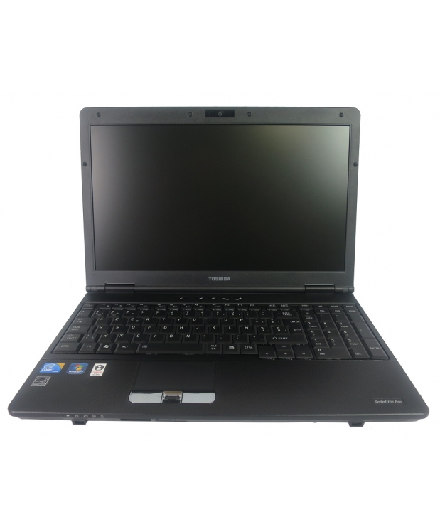 15.6  Toshiba Satellite Pro S500 Core I3 350M 4GB RAM 320GB HDDНоутбук 15.6  Toshiba Satellite Pro S500 Core I3 350M 4GB RAM 320GB HDD