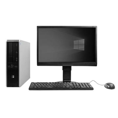 "Системный блок HP DC7800 SFF Intel Core 2 Duo E8400 4GB RAM 160GB HDD + Монитор 22"""