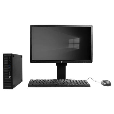 """Системный блок HP T820 Flexible Intel® Core™ i5-4570 4GB RAM 250GB HDD mSATA 16GB + Монитор 23"""""""