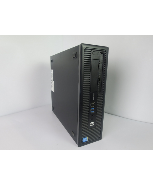 HP 800 G1 SFF 4x ЯДЕРНЫЙ CORE I5 4570 8GB DDR3 500GB HDD + 24 Монитор фото_4