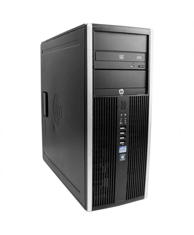 HP COMPAQ ELITE 8300 MT 4х ядерный Core I5 3350P 4GB RAM 320GB HDD фото_1