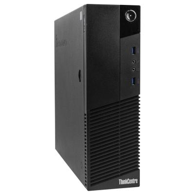 Системный блок ThinkCentre M83 SFF 4х ядерный Core i5 4430S 8GB RAM 120GB SSD