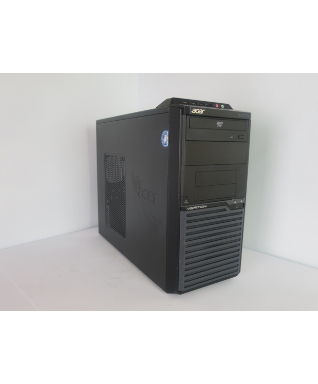 Acer Veriton M2610 4x ядерный CORE I5 2400 3.4GHz 16GB RAM 320GB HDD + новая GeForce GTX1050Ti 4GB фото_1