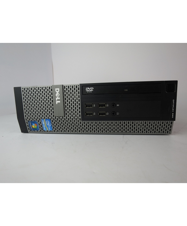 Системный блок DELL OPTIPLEX 990 SFF 4x ядерный Core i5 2500 GHz 8GB RAM 250GB HDD фото_3