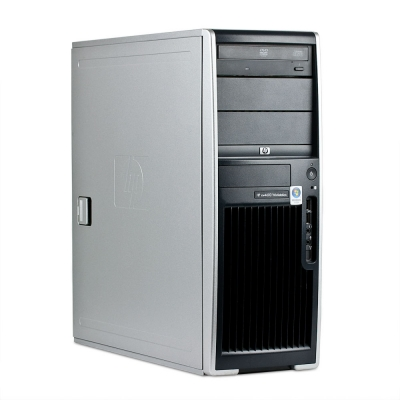 Системный блок HP XW4600 Workstation CORE 2DUO E8400 4GB RAM 80GB HDD