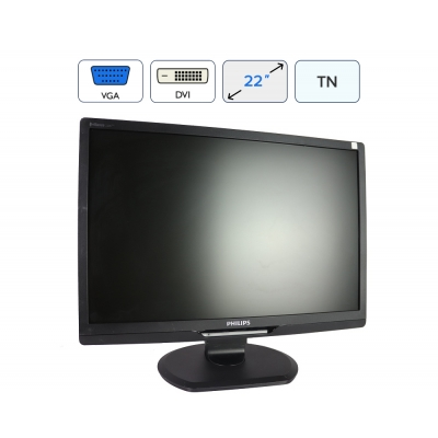 "Монитор 22"" Philips Brilliance 220S"