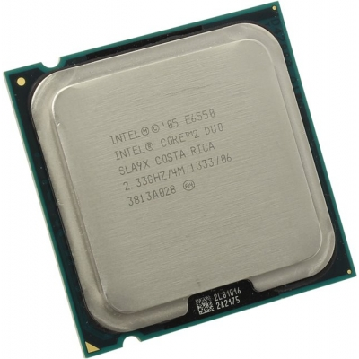INTEL CORE 2DUO E6550