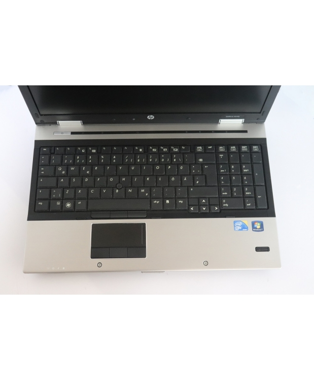 15.6 HP Elitebook 8540p  CORE I5 540M 4GB RAM 250 GB HDD Nvidia NVS 5100m фото_1