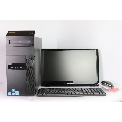 Lenovo M82 Tower Intel Core i5 3470 4Gb RAM 320Gb HDD + 19'' TFT Монитор