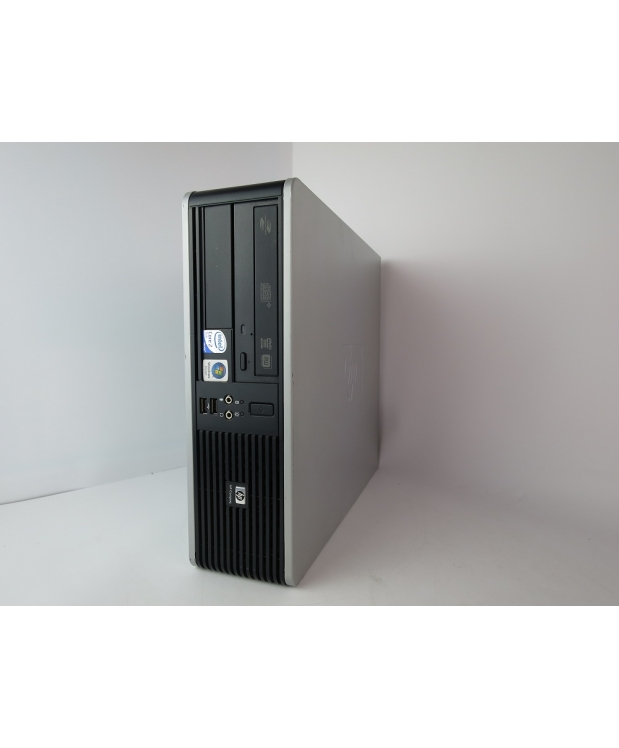 Комплект  Системный блок HP Compaq dc7900 SFF Core 2Duo E8400 4GB RAM 160GB HDD + Монитор 22 фото_1