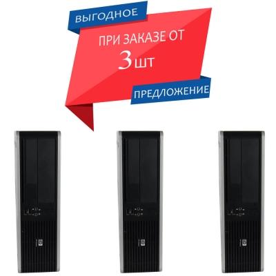 HP Compaq dc7900 SFF Core 2Duo E8400 4GB RAM 160GB HDD