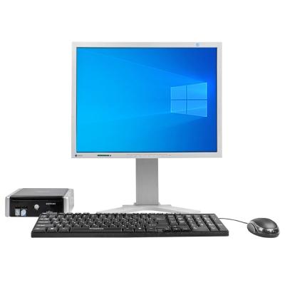Системный блок Fujitsu-Siemens ESPRIMO Q5020 mini Intel® Core™2 Duo T5670 4GB RAM 120GB SSD + Монитор Eizo FlexScan S2100