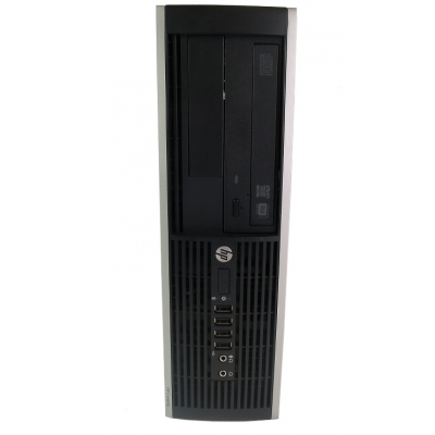 HP Compaq 6300 CORE i5-3470-3.20GHz 8GB RAM 120GB SSD