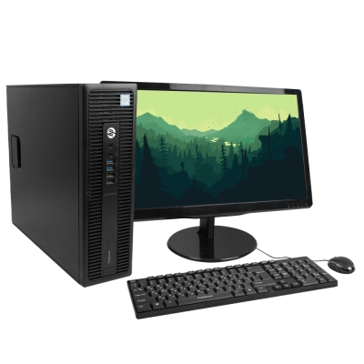 "Системный блок HP ProDesk 800 G2 SFF Intel® Core™ i5-6500 8GB RAM 500GB HDD + 22"" Монитор"