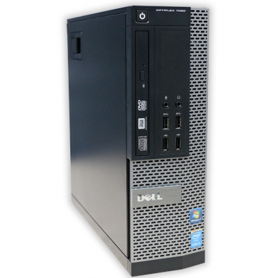 Системный блок DELL OPTIPLEX 7020 SFF Core i3 4150 3.5GHz 4GB DDR3 120GB SSD