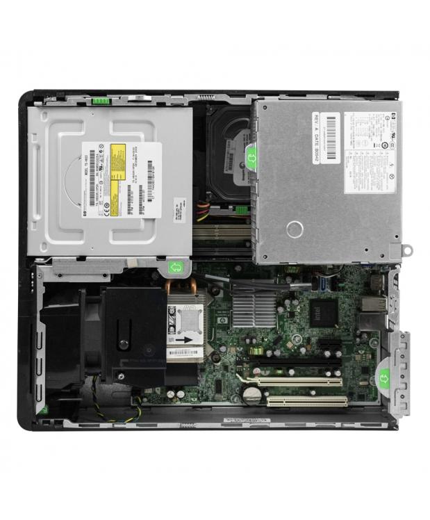 Системный блок HP DC7800 SFF Intel Core 2 Duo E8400 4GB RAM 160GB HDD + Монитор 22 фото_3