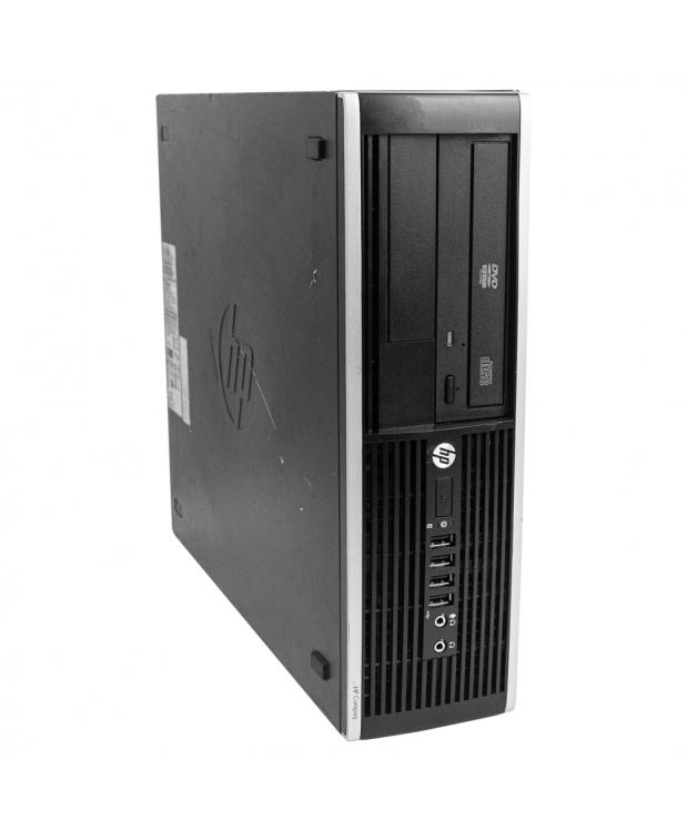 Системный блок HP8000 SFF Intel Core 2 Duo E8400 4GB RAM 80GB HDD фото_1