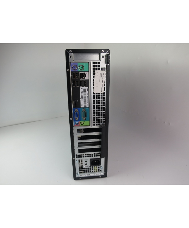 Системный блок  БУ DELL OPTIPLEX 390 SFF CORE I5 2400 4 x 3.4GHZ 8GB DDR3 250GB HDD фото_3