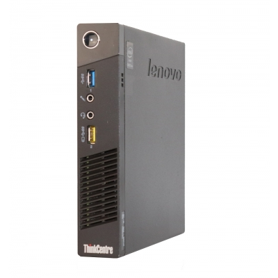 Системный блок Lenovo ThinkCentre M93p Tiny Core i5 4570T 6GB RAM 240GB SSD
