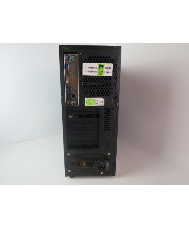 Системный блок COOLTEK 4X ЯДЕРНЫЙ AMD-FX QUAD 4100  8GB RAM 500GB HDD фото_2