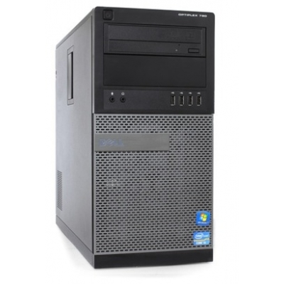 DELL OPTIPLEX 790MT CORE I3 2100 3.1GHz 8GB DDR3 240GB SSD