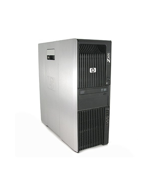 Сервер WORKSTATION HP Z600 2CPU 4XCORE XEON E5504 8GB RAM  + NVIDIA QUADRO FX580