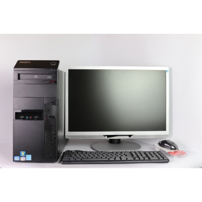 Lenovo M82 Tower Intel Core i5 3470 4Gb RAM 320Gb HDD + 22'' TFT Монитор