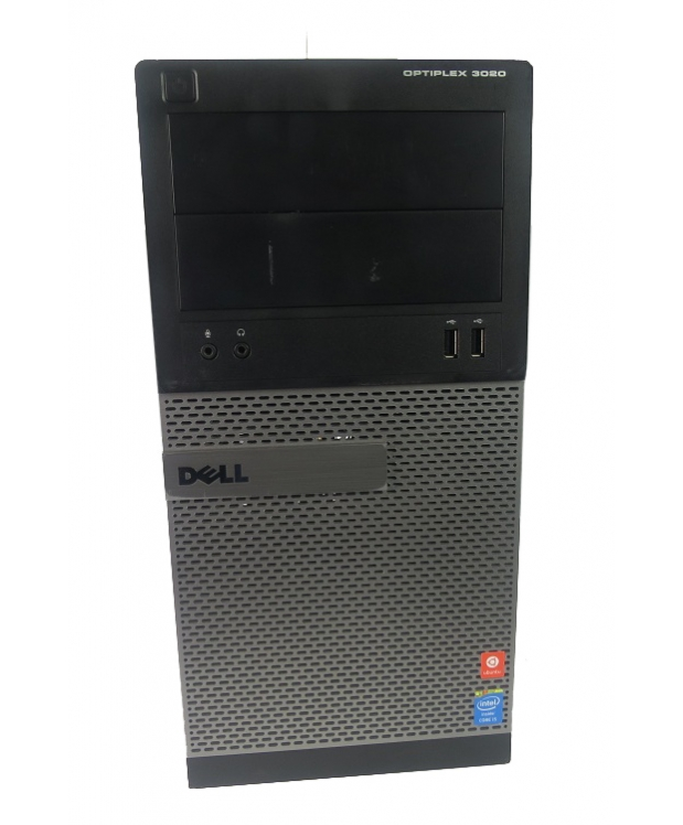 Системный блок DELL OPTIPLEX 3020  Tower  4x ЯДЕРНЫЙ CORE I5 4570 8GB DDR3 500GB HDD