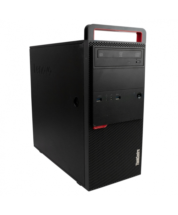 Системный блок Lenovo ThinkCentre M900 Intel® Core™ i5-6500 8GB RAM 120GB SSD + 24 Монитор фото_1