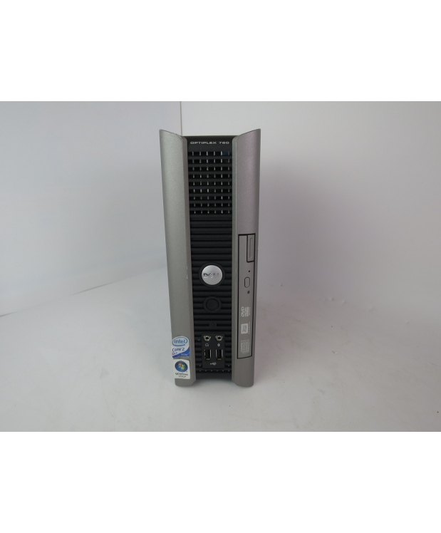 Системный блок DELL OPTIPLEX 760 В КОРПУСЕ ULTRA SMALL FF CORE 2DUO E8400 4GB RAM 160GB HDD фото_2