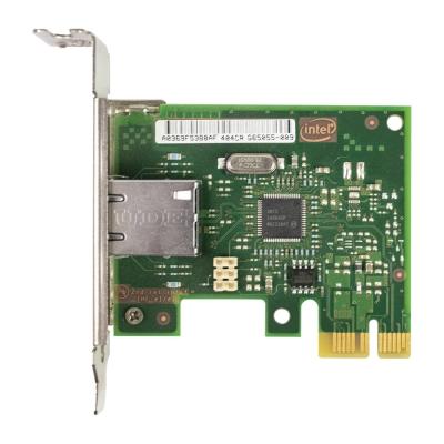 Сетевой контроллер HP-728562-001 PCI-E Intel Pro 100/1000  Low Profile
