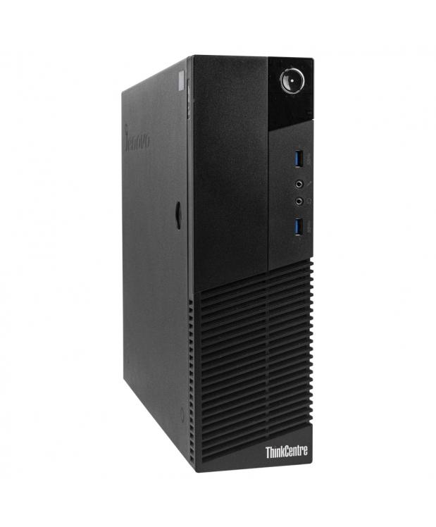 Системный блок Lenovo ThinkCentre M83 SFF i3-4130 3.4GHz 4GB RAM 500GB HDD