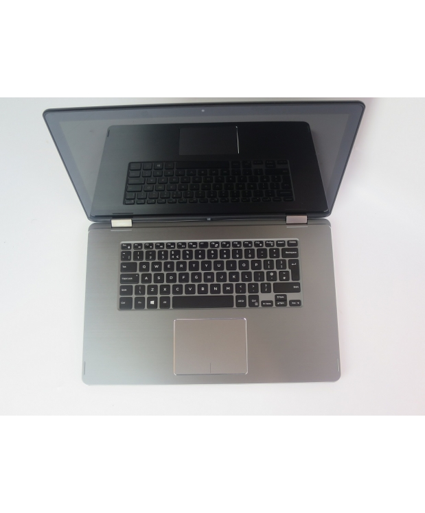 15.6  Dell Inspiron 7568 IPS FULL HD Core I5 6200U 2.8GHz 8GB RAM 500GB HDDНоутбук 15.6  Dell Inspiron 7568 IPS FULL HD Core I5 6200U 2.8GHz 8GB RAM 500GB HDD фото_1