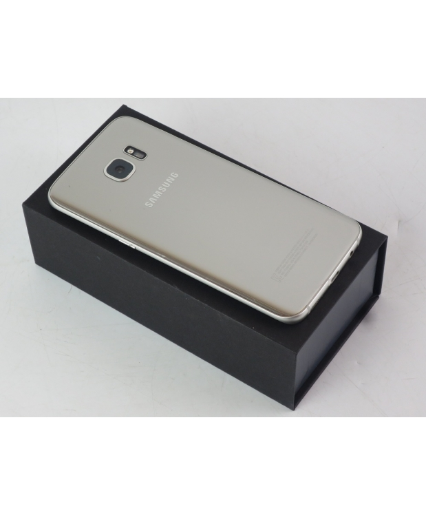 Samsung G935 Galaxy S7 Edge 4/32Gb Silver Оригинал! фото_3