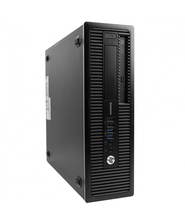 HP 800 G1 SFF 4x ЯДЕРНЫЙ CORE I5 4570 8GB DDR3 500GB HDD +  Новая GTX 1050TI фото_1