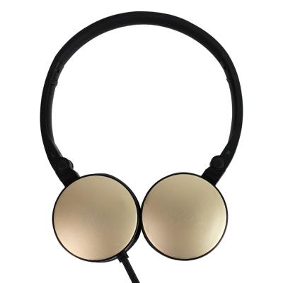 Наушники с гарнитурой HP H2800 Stereo Foldable (Gold)