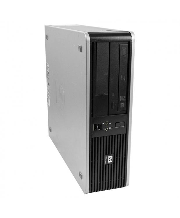 Системный блок HP DC7800 SFF Intel Core 2 Duo E8400 4GB RAM 160GB HDD + Монитор 22 фото_1