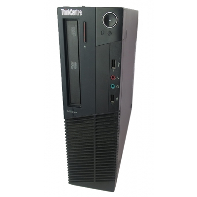 Lenovo ThinkCentre M82 SFF CORE I5 3470 3.6GHz 8GB RAM 120GB SSD