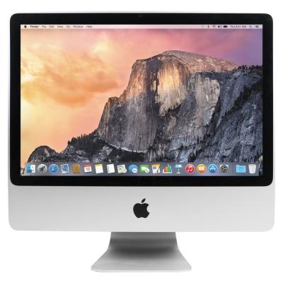 "Apple iMac A1224 Early 2008 20"" Intel Core 2 Duo E8335 3GB RAM 1TB HDD"
