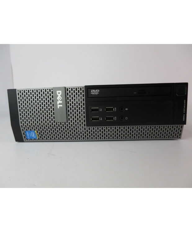 DELL 7020 SFF Core i3 4150 3.5GHz 4GB DDR3 500GB HDD + 24 HP LP2465 фото_1