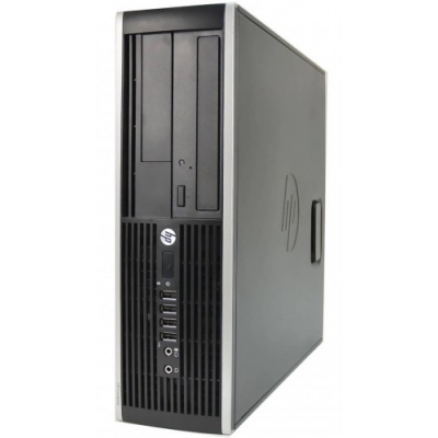 Системный блок HP 6000 SFF CORE 2 DUO E8400 3GHz 4GB DDR3 80GB HDD