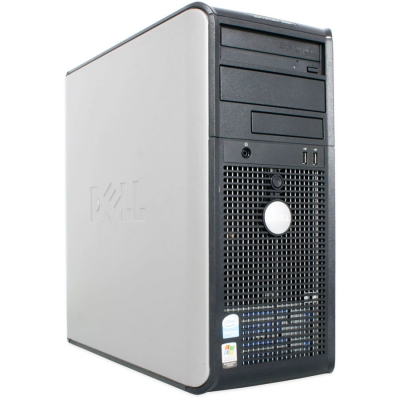 Системный блок Dell 740 Tower AMD Athlon 64 X2 2.3GHZ, Nvidia Geforce
