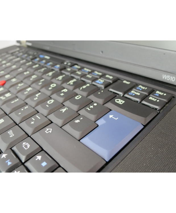 Lenovo Thinkpad W510 i7 HDD 320 GbНоутбук Lenovo Thinkpad W510 i7 HDD 320 Gb фото_8