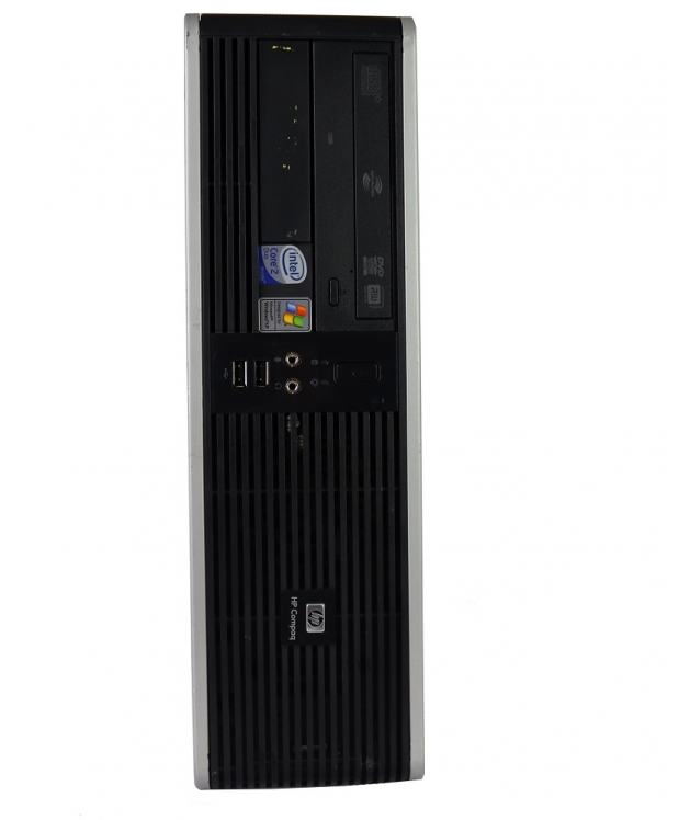 HP dc5700 SFF Core2 Duo E6300 4GB RAM 80GB HDD